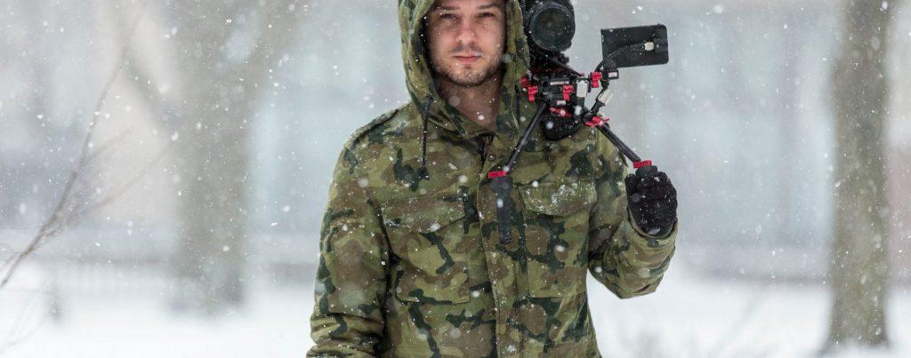 Jaktkläder-Camouflage